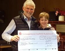 Tischlerei Hantschel sherpa fonds e v tischlerei hantschel aus saalfeld spendet 450