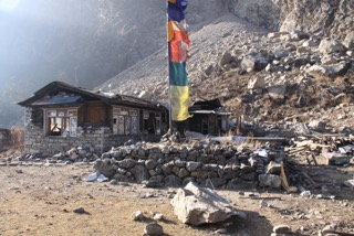 Langtang Jangba lodge